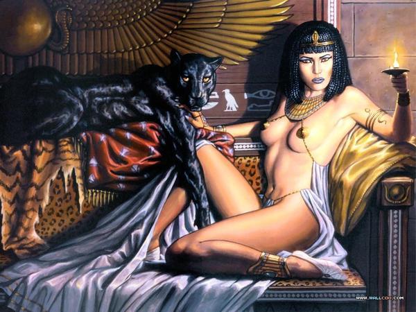 Cleavenger-Cleopatra